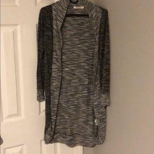 Sweaters - Long cardigan
